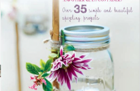 Giveaway- Crafting With Mason Jars book