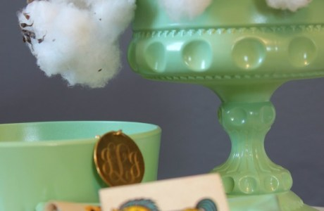 How to make faux Jadeite