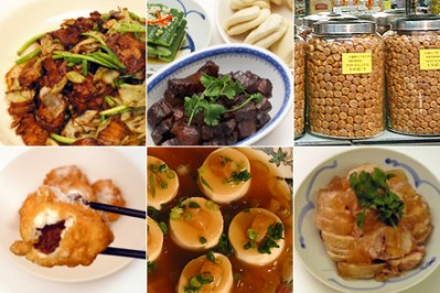 Chinese Foods 100