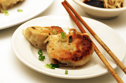 Chinese Pot Stickers