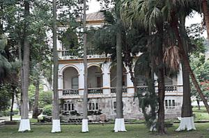 Gulangyu White Wash Mansion