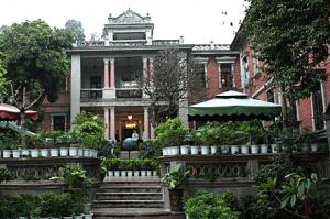 Gulangyu Mansion with Steps