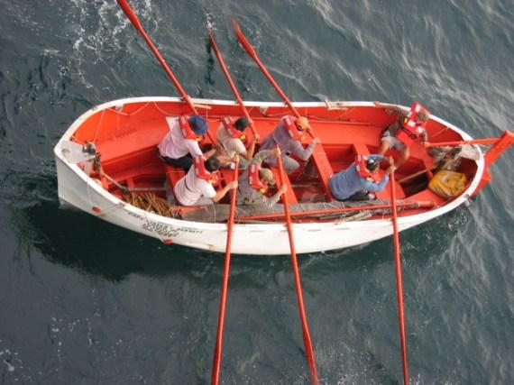 Steve Taylor Lifeboat