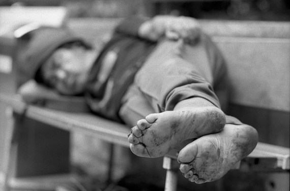 homeless need socks