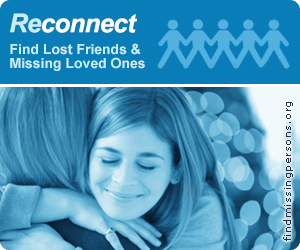 find lost loved ones