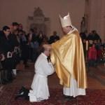 Ordination diaconale de Pierre Dhaussy pour le diocèse d'Autun (8 janvier 2017)