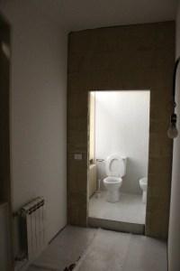 Salle de bain 2ème et 3ème chambre travaux 1ère phase