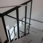 Sécurisation de l'escalier bâtiment B