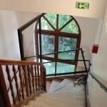 Sécurisation de l'escalier