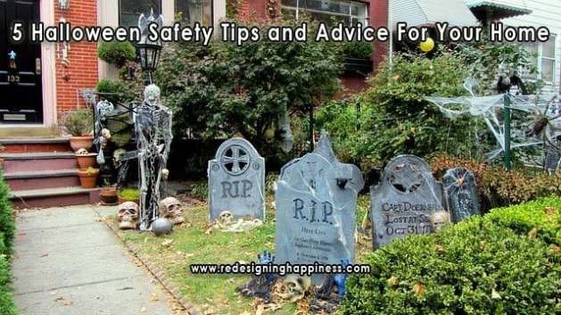 5 Halloween Safety Tips and Advice For Your Home