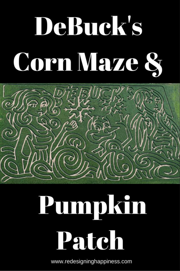 DeBuck's Corn Maze & Pumpkin Patch
