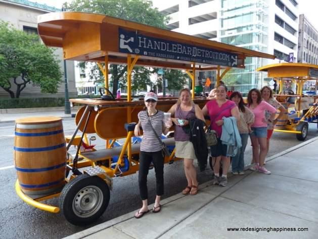 The Handlebar Detroit Experience