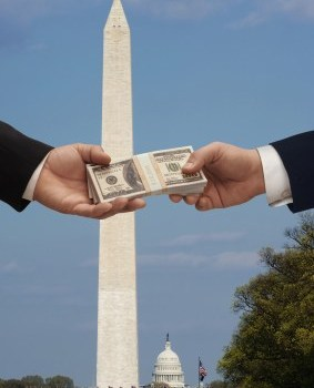 Lobbyists and money: undue influence on Waxman-Markey climate bill