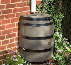 Rain barrels illegal in Colorado, but tide may be changing