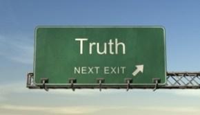 Following truth