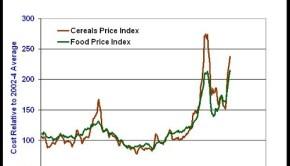 FAO Price Index Data