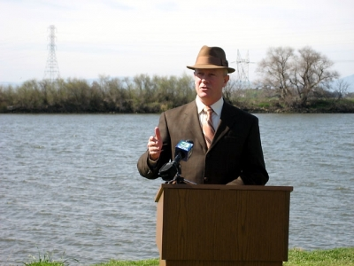 Peripheral Canal blasted by Rep Jerry McNerney