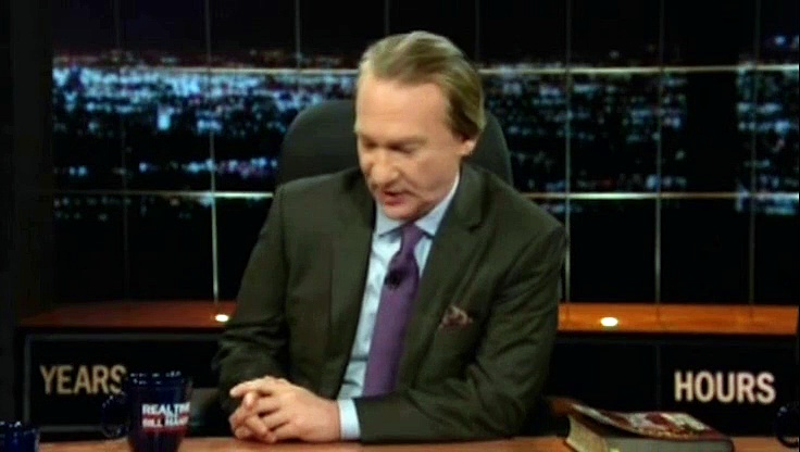 """Watch Bill Maher slam candidates in GOP debate as """"delusional"""""""