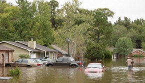 Climate fueled flooding Some rights reserved by Ryan Johnson for North Charleston