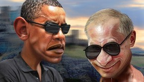 putin and obama, screwing up the middle east