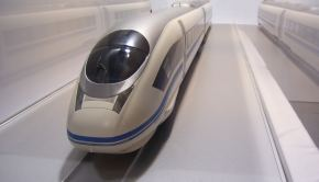 High speed rail for California