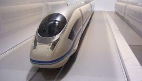 High speed rail for California