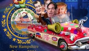 new-hampshire-primary-2016-gop-clown-car-donkeyhotey