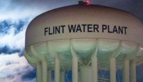 Flint Michigan water poisoning crisis