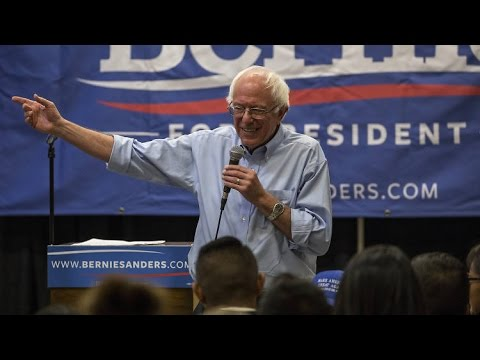"Watch Bernie Sanders live: ""Where we go from here"""