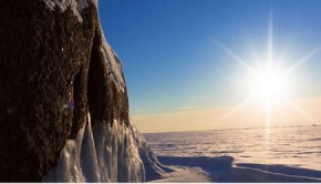 arctic climate impact assessment sea ice photo
