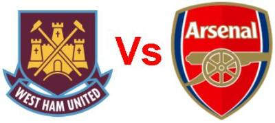 West Ham vs Arsenal: Preview and Starting Eleven   redgunners