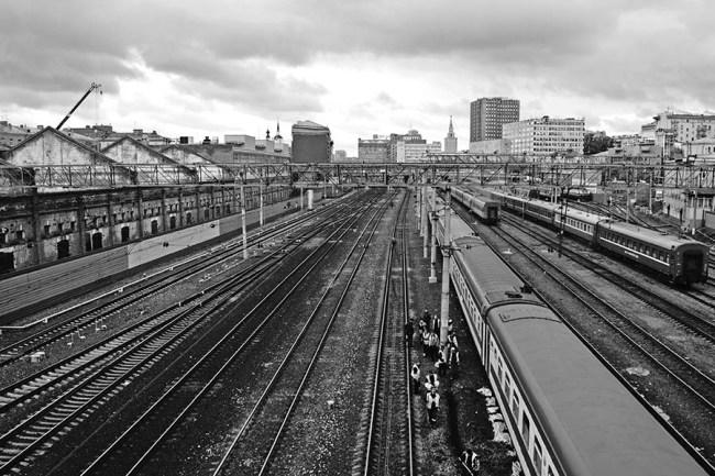 widok na jedną ze stacji