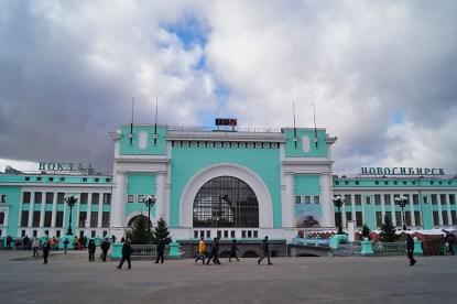 Stacja Nowosybirsk Główny