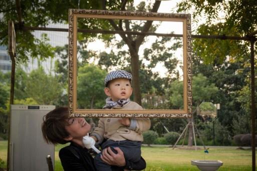 Jak widać wrażliwość na sztukę hodowana jest od najmłodszych lat.