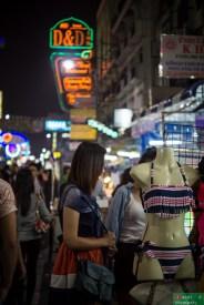 Khao San nie chodzi spać, handel kwitnie o każdej porze dnia i nocy...