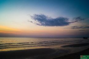 Plaża w Otres