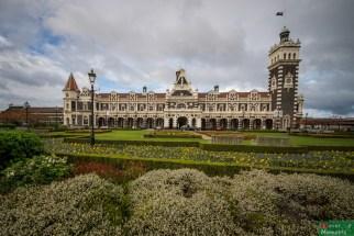 dworzec kolejowy Dunedin