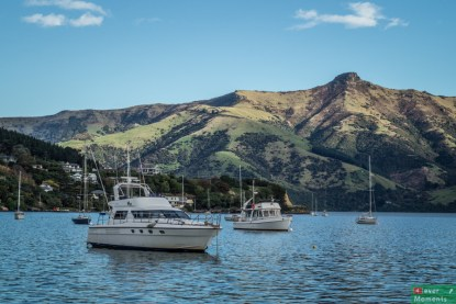 Akaroa na Banks Peninsula