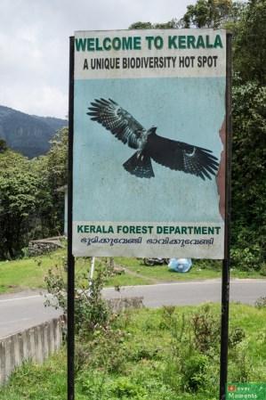Granica Tamilnadu i Kerali