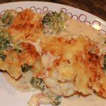 Cauliflower & Broccoli Bake