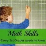 Math Skills Every 1st Grader Needs to Know
