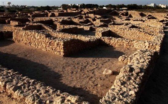 arqueologia bahrein