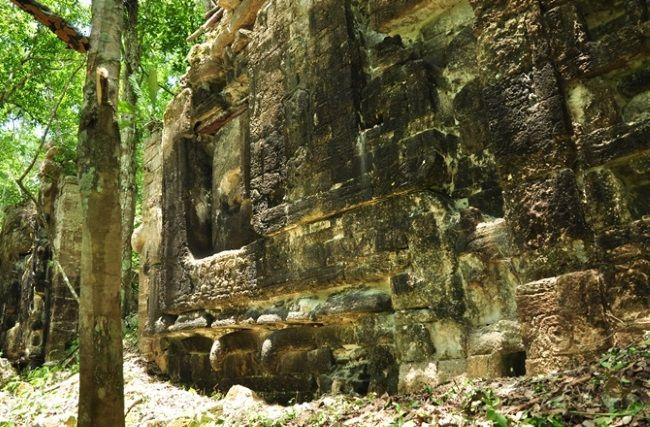 lagunita ciuad maya