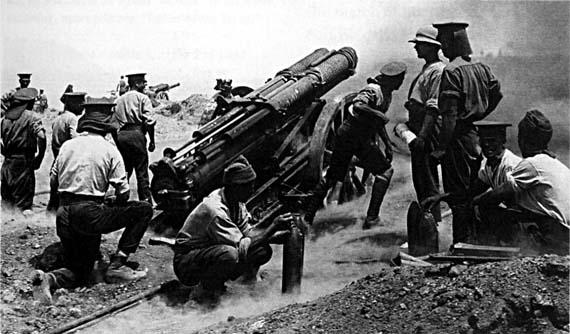 Turquía acoge una gran exposición sobre la Primera Guerra Mundial.