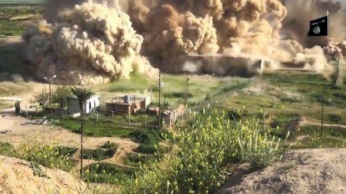 El Estado Islámico ha destruido la ciudad histórica de Nimrud, en Irak.