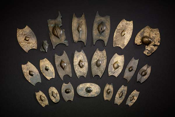 Imagen de la exposición en el British Museum.