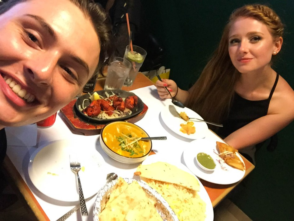 indian curry love