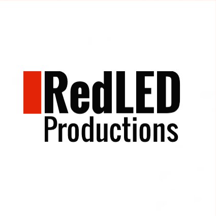 RedLED Productions Logo Square [425x 425]