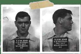 Junior Johnson Midnight Moon redneck in jail