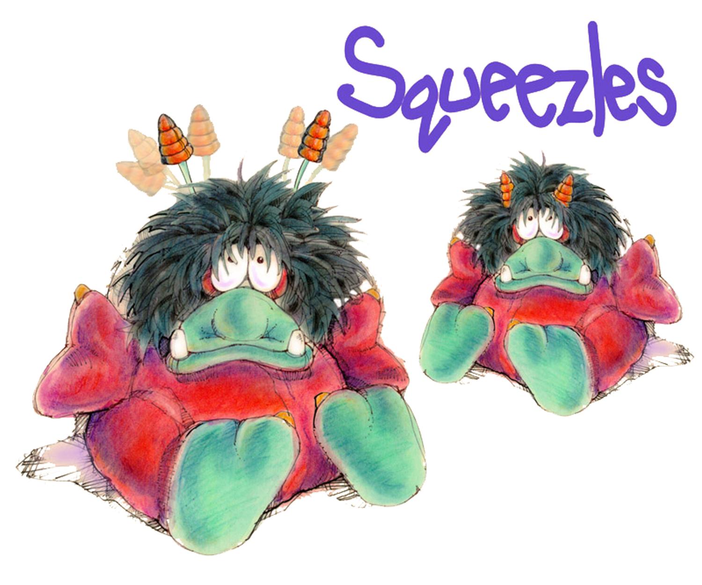 squeezles